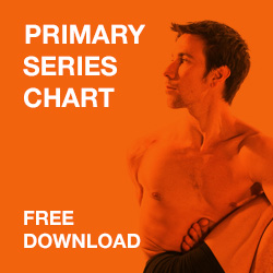 Free Ashtanga Primary Series Chart