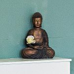 Buddha statue at Ashtanga Yoga Leeds