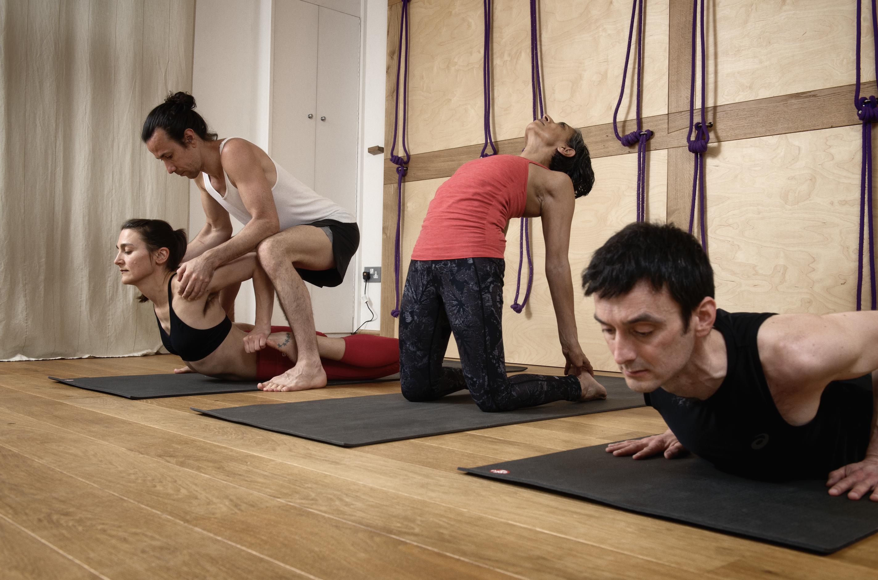 Yoga Workshop Promotion